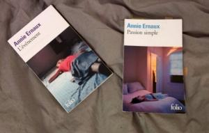 Passion simple - Annie Ernaux ld